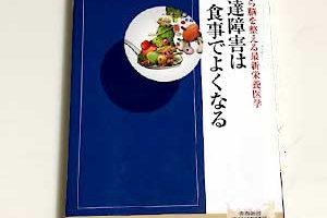 発達障害は食事でよくなる (青春新書インテリジェンス)新書 溝口徹 (著